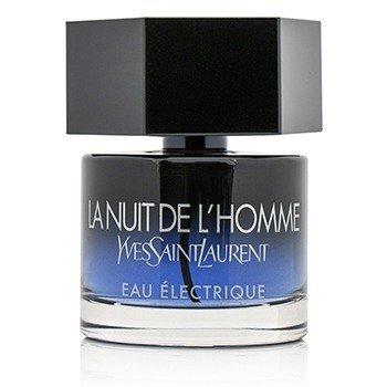 La Nuit De L'Homme Eau Electrique Eau De Toilette Spray  60ml/2oz