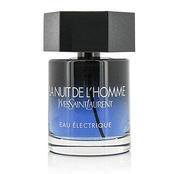 La Nuit De L'Homme Eau Electrique Eau De Toilette Spray  100ml/3.3oz
