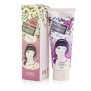 Dabo (ダボ) Foam Cleansing - Acerola (Exp. Date 09/2017)  150ml/5oz
