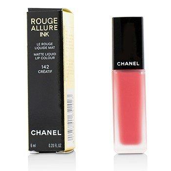 ชาแนล Rouge Allure Ink Matte Liquid Lip Colour - # 142 Creatif  6ml/0.2oz