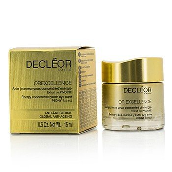 Decleor Pielęgnacja pod oczy Orexcellence Energy Concentrate Youth Eye Care  15ml/0.5oz