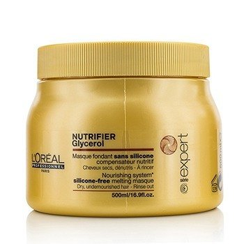 Professionnel Expert Serie - Nutrifier Glycerol  Silicone-Free Melting Masque - Rinse Out (For Dry,  500ml/16.9oz