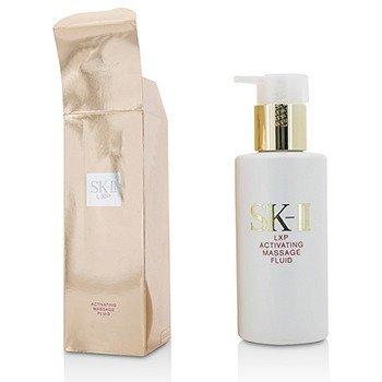 SK II LXP Activating Massage Fluid (Kotak Sedikit Rusak) - Perawatan Wajah  200g/6.7oz