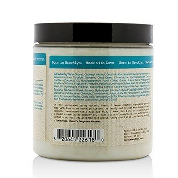 Sacred Tiare Anti-Breakage & Anti-Frizz Restoring Hair Mask (For Damaged, Fragile, Frizzy & Unruly Hair)  227g/8oz
