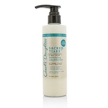 Carol's Daughter Sacred Tiare Acondicionador Fortalecedor Anti-Rotura & Anti-Frizz (Para Cabello Dañado, con Frizz y Rebelde)  355ml/12oz