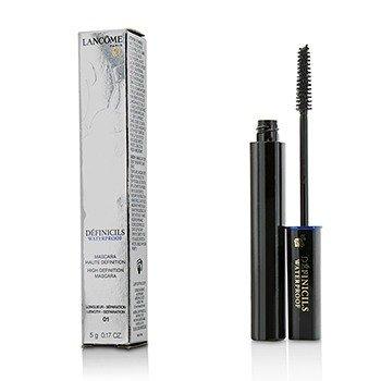 Lancome Definicils Mascara Waterproof # 01 Black (US Version)  5g/0.17oz