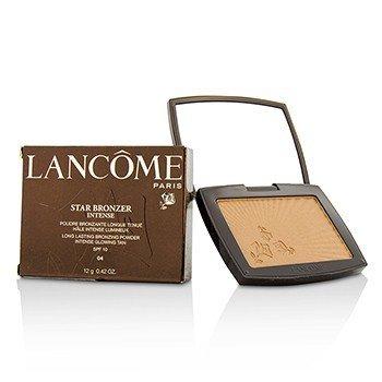 Lancome Star Bronzer Intense Long Lasting Bronzing Powder SPF10 (Intense Glowing Tan) - # 04 Eclat Ambre (Box Slightly Damaged)  12g/0.42oz