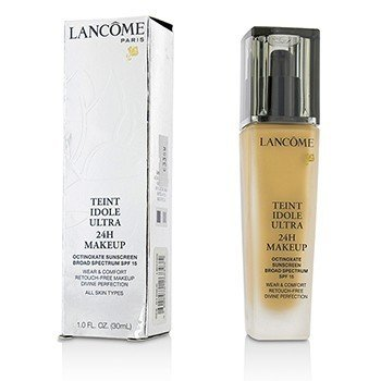 Lancome Teint Idole Ultra 24H Wear & Comfort Foundation SPF 15 - # 320 Bisque W (US Version)  30ml/1oz