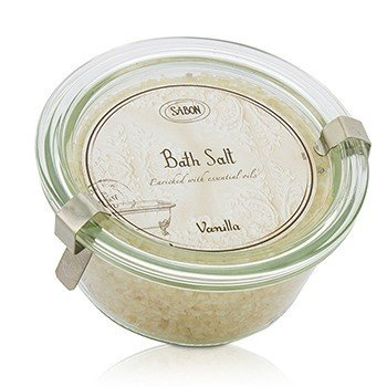 Sabon Bath Salt - Vanilla  250g/8.5oz
