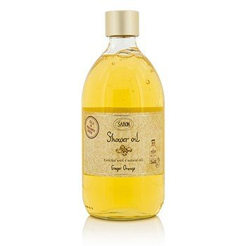 Sabon Aceite de Ducha - Ginger Orange  500ml/17.59oz