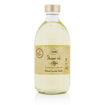 Sabon Shower Oil - Patchouli Lanvender Vanilla  500ml/17.59oz