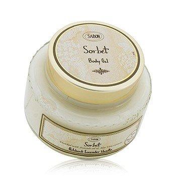 Sorbet Body Gel - Patchouli Lavender Vanilla  200ml/7oz
