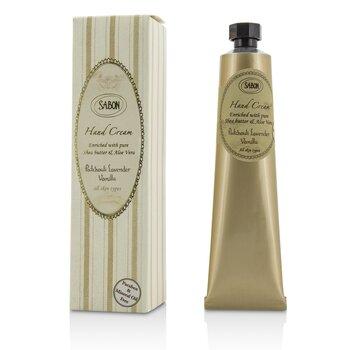 Hand Cream- Käsivoide Patchouli Lavender Vanilla (Tuubi)  50ml/1.66oz