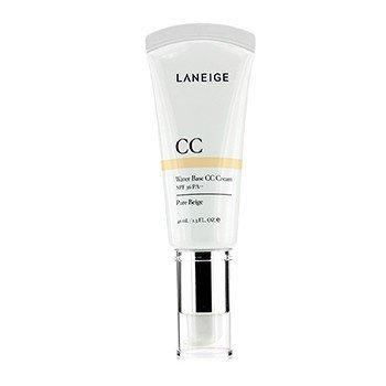 Laneige Water Base CC Cream SPF 36 PA++ Pure Beige (Manufacture Date: 08/2014)  40ml/1.3oz