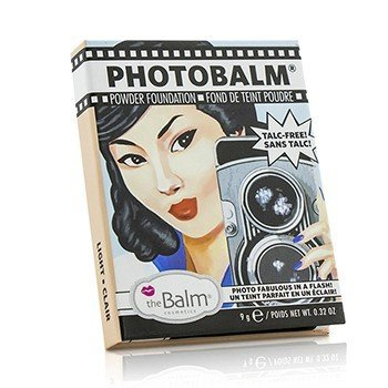 PhotoBalm Powder Foundation  9g/0.32oz
