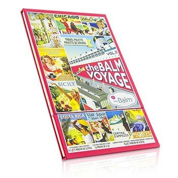 TheBalm Voyage Vol.2 Face Palette  21.1g/0.731oz