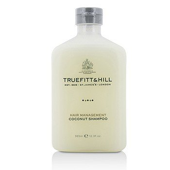 Truefitt & Hill Hair Management Coconut Shampoo  365ml/12.3oz
