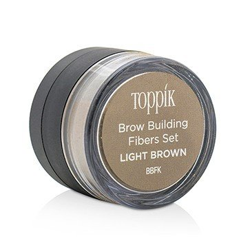 Brow Building Fibers Set  -