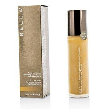 Becca Aqua Luminous Perfecting Foundation - Warm Honey  30ml/1oz