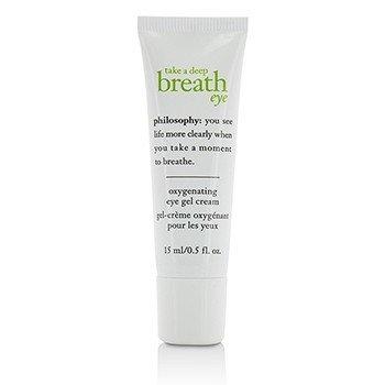 Take A Deep Breath Eye Oxygenating Eye Gel Cream קרם-ג'ל עיניים  15ml/0.5oz