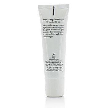 Take A Deep Breath Eye Oxygenating Eye Gel Cream  15ml/0.5oz