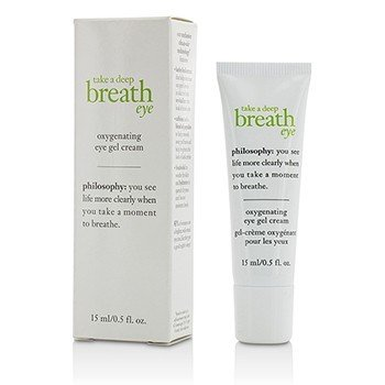 Philosophy Take A Deep Breath Eye Oxygenating Eye Gel Cream  15ml/0.5oz