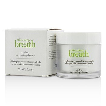 自然哲理  Take A Deep Breath Oil-Free Oxygenating Gel Cream  60ml/2oz