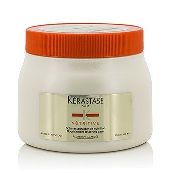 Nutritive Protocole Immunité Sécheresse Soin N°2 Nourishment Restoring Care (For All Dry Hair)  500ml/16.9oz