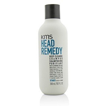 Head Remedy Deep Cleanse Shampoo (Deep Cleansing For Hair and Scalp)  300ml/10.1oz