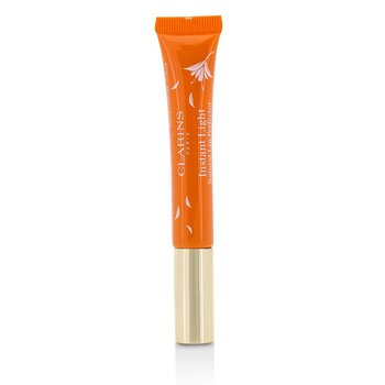 Clarins Eclat Minute Instant Light Perfeccionante de Labios Natural - # 11 Orange Shimmer  12ml/0.35oz