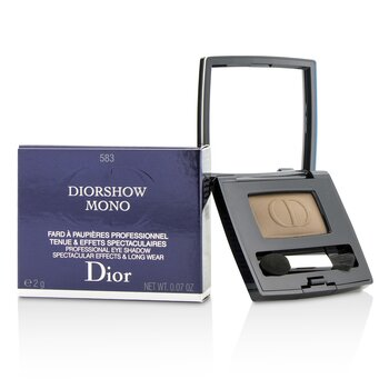 Diorshow Mono Professional Spectacular Effects & Long Wear Eyeshadow  2g/0.07oz
