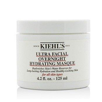 Kiehl's Ultra Facial Mascarilla Hidratante Para la Noche - Para Todo Tipo de Piel (Empaque Ligeramente Dañado)  125ml/4.2oz