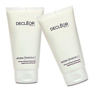 デクレオール Aroma White C+ Brightening Cleansing Foam Duo Pack  2x150ml/5oz