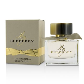 My Burberry Eau De Toilette Spray  90ml/3oz