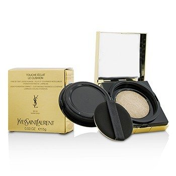 Yves Saint Laurent Touche Eclat Le Cushion Base Compacto Líquido - #BD50 Warm Honey  15g/0.53oz