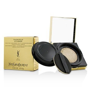 Yves Saint Laurent Touche Eclat Le Cushion Liquid Foundation Compact - #BR40 Cool Sand  15g/0.53oz