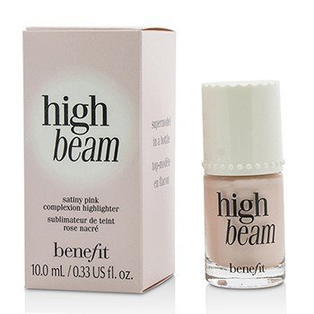 Benefit High Beam Satiny Pink Complexion Highlighter  10ml/0.33oz