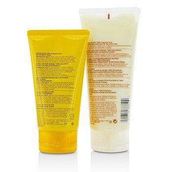 Summer In Clinique Set: Deep Comfort Body Wash 200ml/6.7oz + After Sun Rescue Balm 150ml/5oz  2pcs