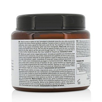 Pigments Hydrating Mask (For Slightly Dry Hair)  200ml/6.76oz