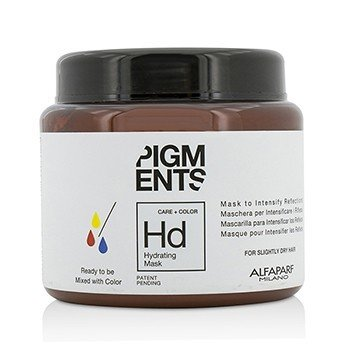 AlfaParf Pigments Hydrating Mask (For Slightly Dry Hair)  200ml/6.76oz