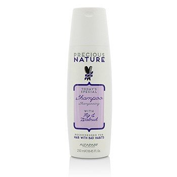 AlfaParf Precious Nature Today's Special Champú (Para Cabello Con Malo Hábitos)  250ml/8.45oz