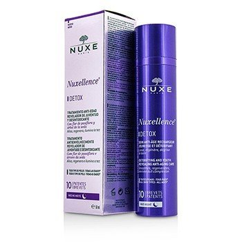 Nuxe Nuxellence Detox - For All Skin Types, All Ages (Exp. Date: 07/2017)  50ml/1.5oz