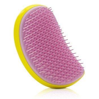 Salon Elite Professional Detangling Hair Brush - # Lemon Sherbet (For Wet & Dry Hair)  1pc