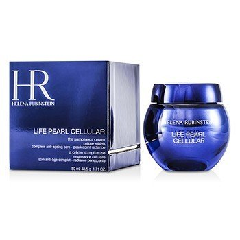 Helena Rubinstein Creme Life Pearl Cellular The Sumptuous (Feito No Japão)  50ml/1.71oz