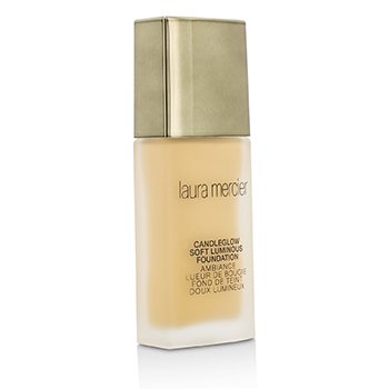 Laura Mercier Candleglow Soft Luminous Foundation - # 2W2 Butterscotch (Unboxed)  30ml/1oz