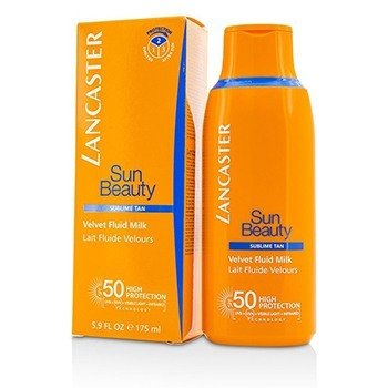 Sun Beauty Velvet Fluid Milk SPF50  175ml/5.9oz