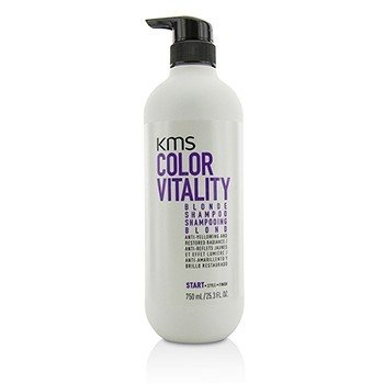 Color Vitality Blonde Shampoo (Anti-Yellowing and Restored Radiance)  750ml/25.3oz