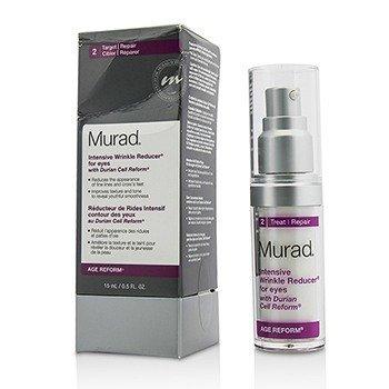 Murad Reductor de Arrugas Intensivo Para Ojos (Caja Ligeramente Dañada)  15ml/0.5oz