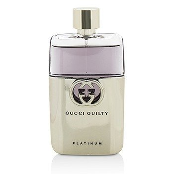 Guilty Platinum Edition Pour Homme Eau De Toilette Spray  90ml/3oz