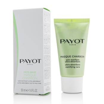 Pate Grise Masque Charbon - Ultra-Absorbent Mattifying Care  50ml/1.6oz